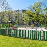 Детска площадка към парка на СОФИЯ ТЕХ ПАРК
